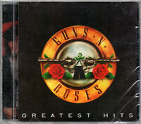 Guns N' Roses CD Greatest Hits Brand New Sealed First Pressing