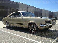 HOLDEN 1969-70 HT Monaro GTS 350 Coupe 'SIDE STRIPES'
