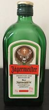 Jarermeister Empty Bottle - Green Glass 375 ML
