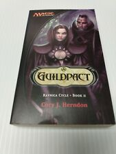 MAGIC THE GATHERING FANTASY BOOK GUILDPACT RAVINICA CYCLE BOOK 2