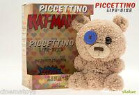 RAT-MAN Piccettino Life-Size Peluche Infinite Statue Orsacchiotto Ratman Blu Eye