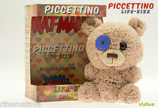 RAT-MAN Piccettino Life-Size Peluche Infinite Statue Orsacchiotto Ratman Blu Eye