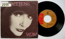 "KATE BUSH Wow, Fullhouse (Casa Repleta) - Single 7"" EMI 1979 PROMO Spain Spanish"