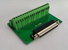 DB37 DSUB 37-pin Female Adapter Breakout Board Connector (D20)