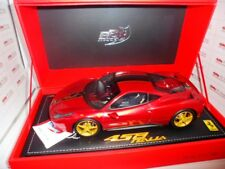 BBRP1848 by BBR FERRARI 458 ITALIA 20TH CHINA 037-100 PCS. LIMITED EDITION 1:18