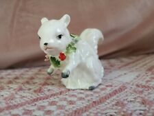 Vintage Retro Porcelain Squirrel Figure