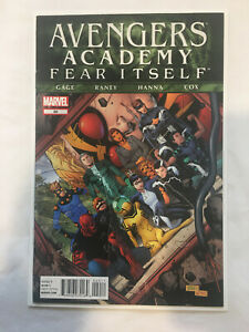 Marvel AVENGERS ACADEMY (2011) #20 1st White Tiger App FN Condition