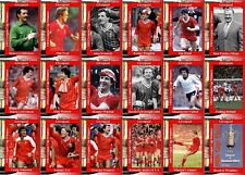Liverpool 1983 Football League Cup final winners trading cards