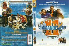 UNIQUEMENT LA JAQUETTE POUR DVD : LES 11 COMMANDEMENTS avec MICHAEL YOUN