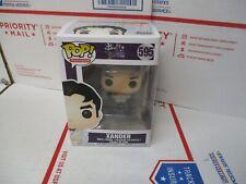 Funko Pop! Television Buffy The Vampire Slayer Xander #595 New Box Has Damage
