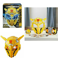 Xmas Gift Transformers Bumblebee Bee Vision Helmet Mask AR Experience Game Toy