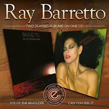 Ray Barretto - Eye Of The Beholder  Can You Feel It? [CD]