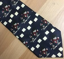 Gents Novelty Cartoon Tie Dennis The Menace Gnasher The Beano Comic
