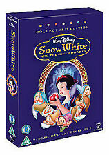 Snow White And The Seven Dwarfs (DVD, 2009, 2-Disc Set)