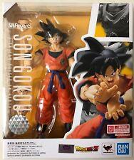 S.H. Figuarts Son Goku A Saiyan Raised On Earth Dragon Ball Z Bandai IN STOCK