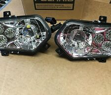 2012-2013 POLARIS SPORTSMAN -LED CONVERSION HEADLIGHTS KIT- ( 400 500 800 )