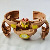 Bakugan Battle Brawlers DEKA Subterra Tan Wilda 580g LARGE Ball Figure Jumbo