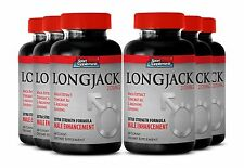 Male Extender Pills - Longjack  2170mg - Pumpkin Seeds Extract 6B