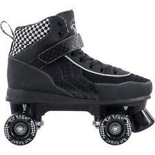 Rollers et patins noirs enfants