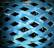 Tommy [Super Deluxe Edition] [Box] by The Who (CD, Nov-2013, 4 Discs, Universal)