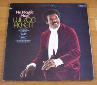 Wilson Pickett 1973 RCA Victor LP Mr. Magic Man   cLEAn NM fUNk SouL