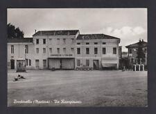 BONDANELLO - VIA RISORGIMENTO - MOGLIA - MANTOVA - FG-VV anni '50 [P10-05]