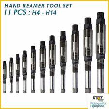 11 Pieces Adjustable Hand Reamer Set H4 H5 H6 H7 H8 H9 H10 H11 H12 H13 H14 A-K