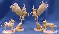 Hippogryph Empire Beast Large 32mm 126mm Tal Fantasy Miniature AOS Warhammer D&D