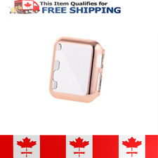 Apple Watch iWatch 38mm Rose Gold Electroplate Hard Case Protective Cover