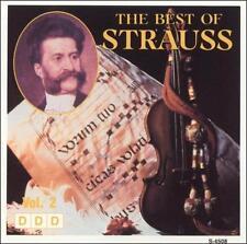The Best of Strauss, Vol. 2 (CD, Madacy)