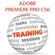 Adobe Premiere Pro CS6-Video Tutorial DVD de entrenamiento