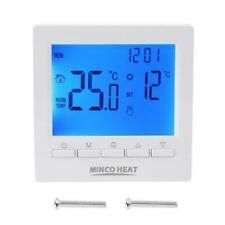 Digital Gas Boiler Thermostat Weekly 3A Programmable Room Temperature Controller