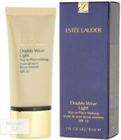 ESTEE LAUDER DOUBLE WEAR LIGHT Foundation 30ml Intensity 3.0 ~ FREE GIFT ~