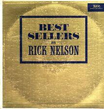 Rick Nelson Vinyl LP Imperial Records 1963, Mono LP-9218, Best Sellers ~ VG