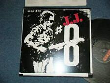 """J.J.CALE Japan 1983 NM LP """"8"""""""