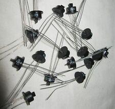 (1) NOS GE 2N45 Pinched Top Hat Transistor Circa 1956