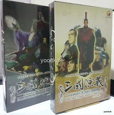 Romance of Three Kingdoms (1~52 End) English Sub_Anime_10 DVD _NTSC Region 0 Set