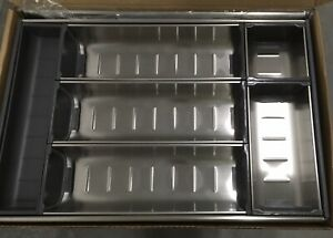 Stainless Steel Sink Kitchen RV Drawer Organize Cultery tray Storage Insert Box