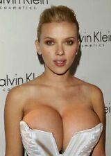 Scarlett Johansson Celebrity Sexy Rare Print 8 x 10 Photo 9385