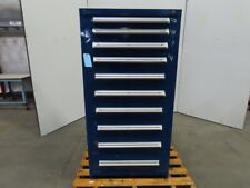 10-Drawer Industrial Parts Tool Storage Shop Cabinet 30