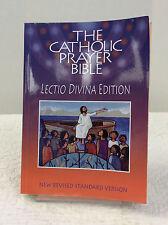 THE CATHOLIC PRAYER BIBLE-By NRSV Bible, 2008