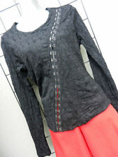 metalicus Textured Tops & Blouses for Women