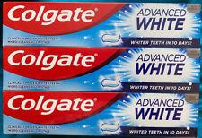 6 Colgate Advanced White Toothpaste Whiter Teeth In 10 Days...!!!