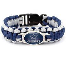 NFL Football Paracord Survival Bracelet! - DALLAS COWBOYS