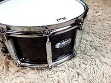 "Pearl Masters Maple complete 14""x6,5"" #329 burnished bronce glitter Snare Drum"