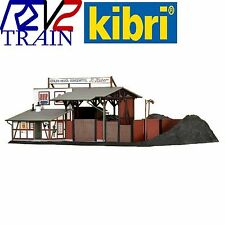 KIBRI HO  Magasin dépôt de charbon ravitaillement 38536 NEUF BO
