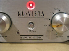 Musical Fidelity nuvista-Class A Tube pre-amp-Limited Edition (500p)