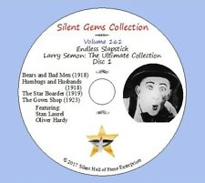 DVD Endless Slapstick. Larry Semon: The Ultimate Collection Disc 1