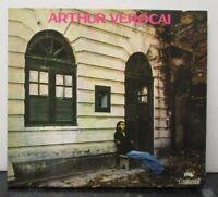 ARTHUR VEROCAI ~ Self Titled ~ CD ALBUM - DIGIPAK