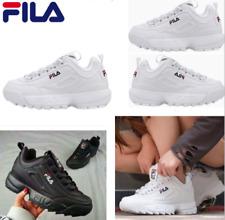 FILA Disruptor weiß  schwarz Sportschuhe Freizeitschuhe Damenschuhe Herrenschuhe